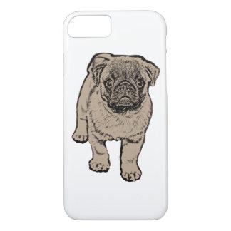 Cute Pug iPhone 7 Case