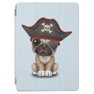 Cute Pug Puppy Pirate iPad Air Cover