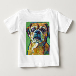 Cute PUGGLE Baby T-Shirt