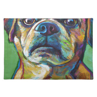 Cute PUGGLE Placemat