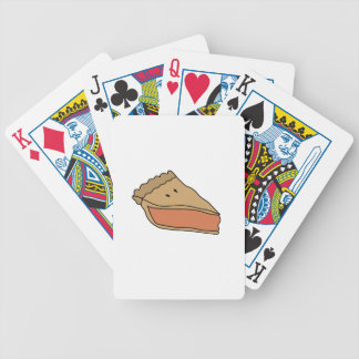 CUTE PUMPKIN PIE BICYCLE PLAYING CARDS
