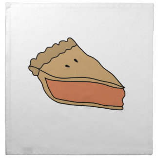 CUTE PUMPKIN PIE NAPKIN