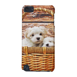 Cute Puppies iPod Touch 5G Cover