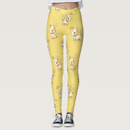 Cute Puppies Leggings