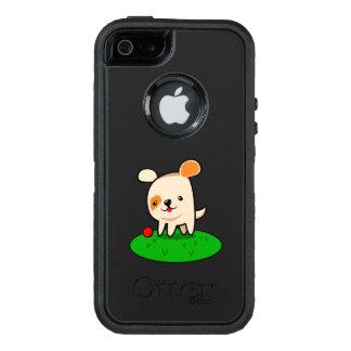 Cute puppy cartoon OtterBox iPhone 5/5s/SE case