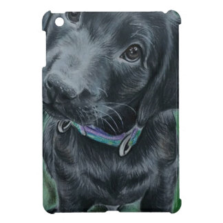 Cute puppy cover for the iPad mini