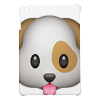 Cute Puppy Imoji Case For The iPad Mini