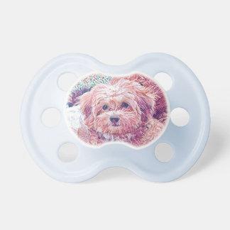 Cute Puppy pacifier