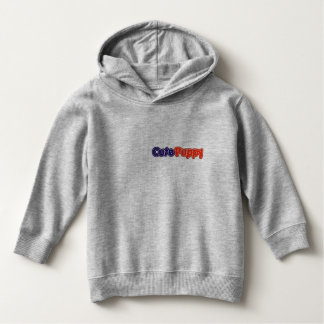 Cute Puppy™ Toddler Pullover Hoodie