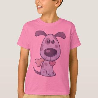 Cute Puppy with Bone T-Shirt