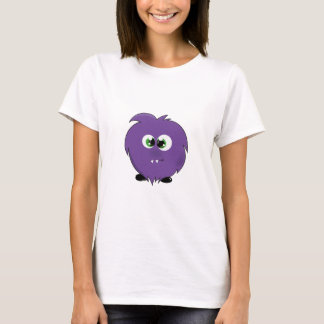 Cute Purple Monster T-Shirt
