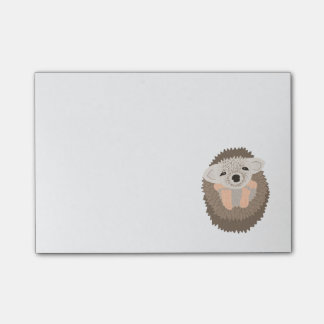 Cute Pygmy Hedgehog Post-it Notes
