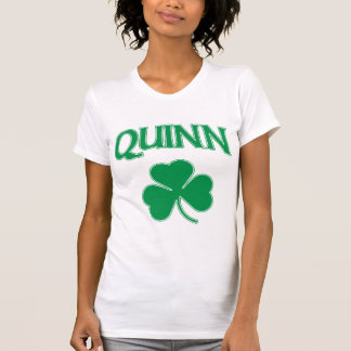 Cute Quinn Irish t shirt