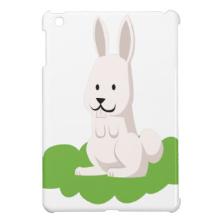 cute rabbit animal iPad mini cases