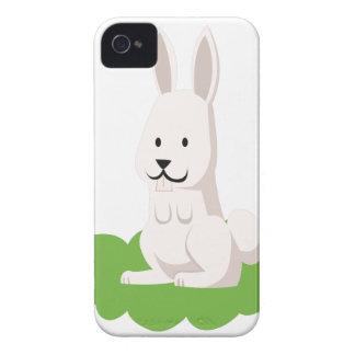 cute rabbit animal iPhone 4 Case-Mate case