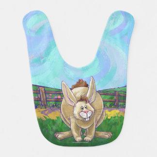 Cute Rabbit Animal Parade Bib
