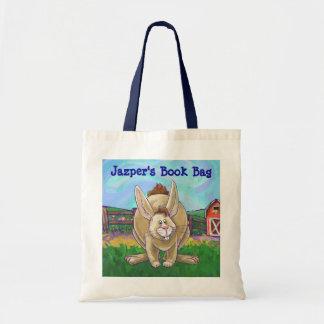 Cute Rabbit Animal Parade Book Bag