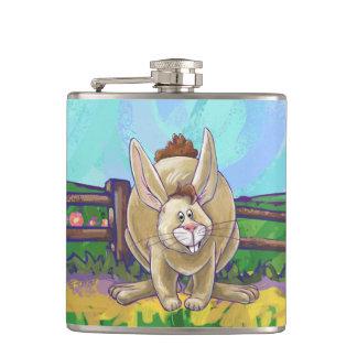Cute Rabbit Animal Parade Flasks