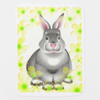 Cute Rabbit Blanket