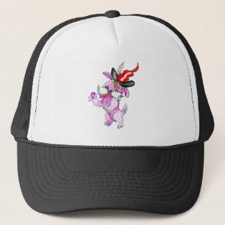 Cute Rabbit Drawing 2 Trucker Hat