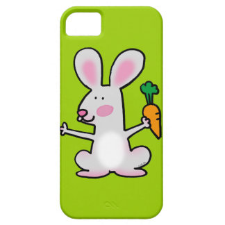 Cute rabbit iPhone 5 cover