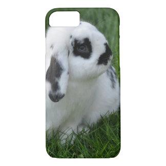 Cute Rabbit on Grass iPhone 8/7 Case
