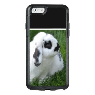 Cute Rabbit on Grass OtterBox iPhone 6/6s Case