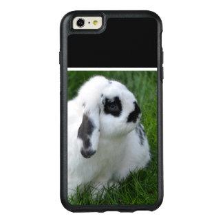 Cute Rabbit on Grass OtterBox iPhone 6/6s Plus Case
