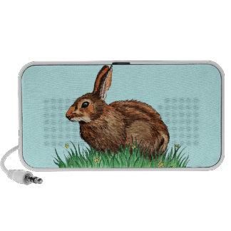 cute rabbit portable speaker