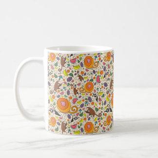 Cute Rainforest Mug