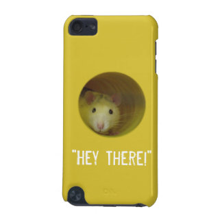 Cute Rat in Hole Funny Animal iPod Touch (5th Generation) Cover