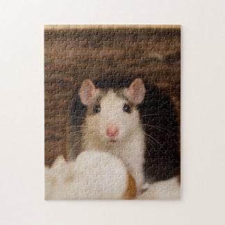 Cute Rat Jigsaw Puzzle