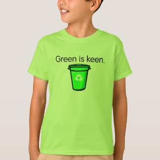 Cute Recycling Shirt for Kids