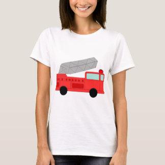 Cute Red Firetruck T-Shirt