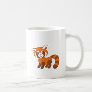Cute Red Panda Coffee Mug