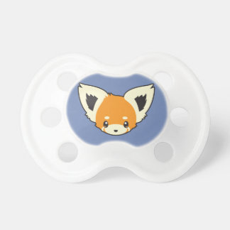 Cute Red Panda Head Pacifier