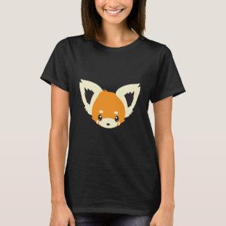 Cute Red Panda Head T-Shirt
