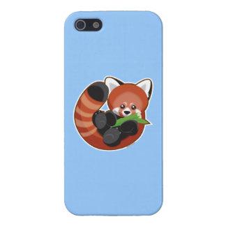 Cute Red Panda iPhone 5 Covers