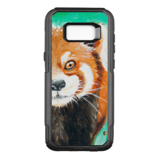 Cute Red Panda OtterBox Commuter Samsung Galaxy S8+ Case