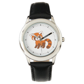 Cute Red Panda Watch
