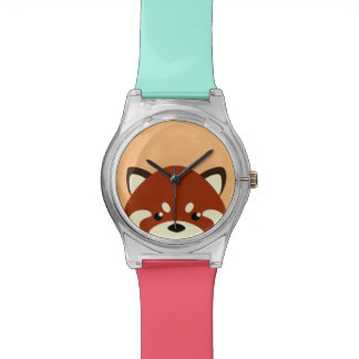 Cute Red Panda Watches