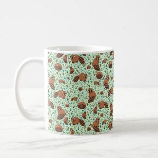 Cute Red Pandas Mug