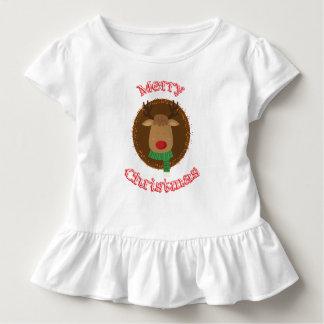 Cute Reindeer Toddler T-shirt