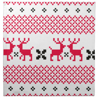Cute reindeers Creative t-shirts Napkin