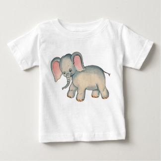 Cute retro elephant baby T-Shirt