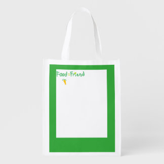 Cute Reusable grocery bag! Reusable Grocery Bag