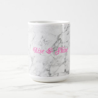 Cute Rise and Shine Mug