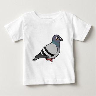 Cute Rock Pigeon Baby T-Shirt