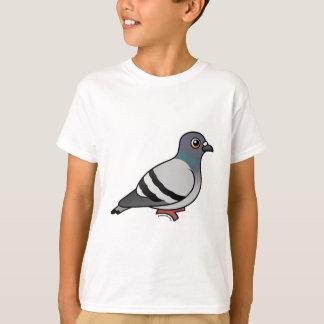 Cute Rock Pigeon T Shirt