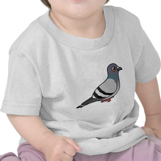 Cute Rock Pigeon T-shirt